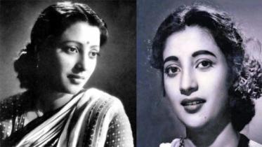 আজ  কিংবদন্তি অভিনেত্রী সুচিত্রা সেনের সপ্তম মৃত্যুবার্ষিকী