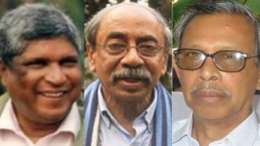 বাংলা একাডেমির তিন সাহিত্য পুরস্কার ঘোষণা