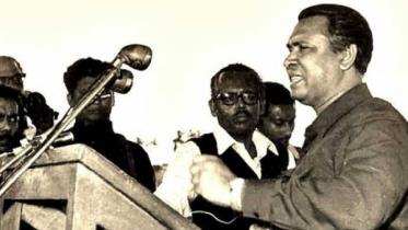 তাজউদ্দীন আহমদ : বাঙালির আনসাং হিরো