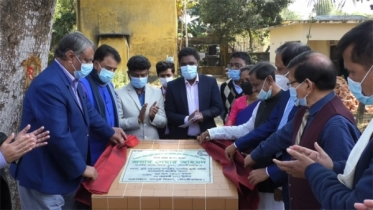 কৃষকদের উন্নত প্রশিক্ষণের লক্ষ্যে প্রশিক্ষণ কেন্দ্র নির্মাণ