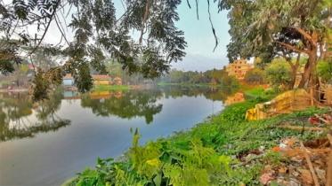 বেরি লেক হবে মৌলভীবাজারের 'হাতিরঝিল'