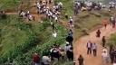 পর্বতের রহস্যময় শব্দের উৎসের খোঁজে হাজারো চীনার ভিড়