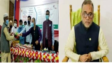 'সরকার কৃষির উন্নয়নে বহুমুখী কর্মসূচি বাস্তবায়ন করছে'