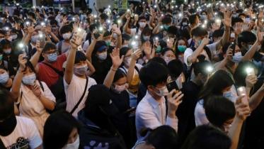চীন সরকারের রোষানলে থাকা হংকংয়ে সব ধরনের ছাত্র রাজনীতি নিষিদ্ধ