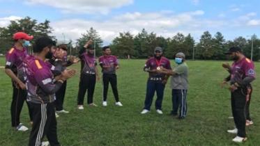 নিউইয়র্কে ২০ টিমের দ্বারা'বাংলাদেশি ক্রিকেট লীগ' শুরু