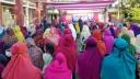 প্রধানমন্ত্রী ১০ টি বিশেষ উদ্যোগ বিষয়ে মৌলভীবাজার জেলা তথ্য অফিসের মহিলা সমাবেশ