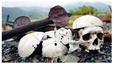 রোড অব বোনস: রাশিয়ার কালো অধ্যায়ের সাক্ষী হয়ে থাকা একটি রোড