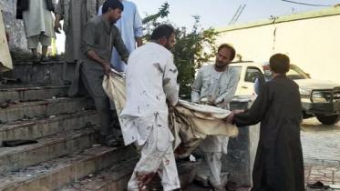আফগানিস্তানে জুমার নামাজে বোমা হামলা, নিহত অর্ধশত