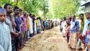 স্বাধীনতার ৫০ বছরেও উন্নয়নের ছোঁয়া লাগেনি বাঘমারা গ্রামে