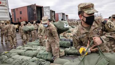 দুই দশকের যুদ্ধ শেষে আনুষ্ঠানিকভাবে আফগানিস্তান ছেড়েছে যুক্তরাষ্ট্র