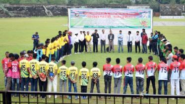 মৌলভীবাজারে জাতীয় ক্রিকেটের অনূর্ধ্ব ১৪, ১৬ ও ১৮-এর বাছাই প্রক্রিয়া