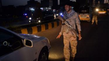 তালেবানদের ঠেকাতে আফগানিস্তানে কারফিউ
