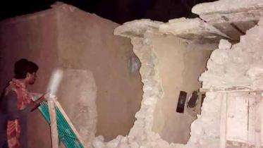 পাকিস্তানে শক্তিশালী ভূমিকম্পে ২০ জনের মৃত্যু