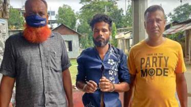 কমলগঞ্জে আড়াই মাস পর শিশু ধর্ষণ চেষ্টাকারী আটক