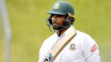 টেস্ট ক্রিকেটকে বিদায় জানালেনমাহমুদউল্লাহ