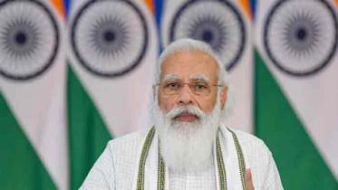 ৭১ বছরে পা দিলেন মোদি, ভারতজুড়ে ২০ দিনের কর্মসূচি