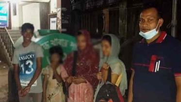ইসলামপুরের মাদ্রাসা থেকে নিখোঁজ তিন ছাত্রী ঢাকা থেকে উদ্ধার