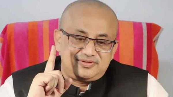 তথ্য ও সম্প্রচার প্রতিমন্ত্রী ডা. মো. মুরাদ হাসান