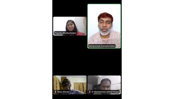শাবিতে 'মানসিক স্বাস্থ্য' বিষয়ক ওয়েবিনার অনুষ্ঠিত