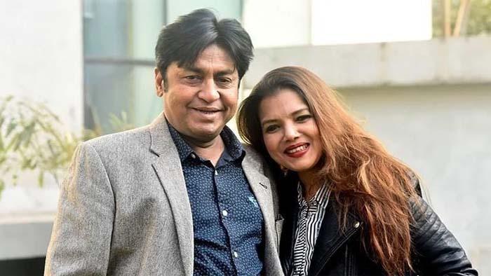 শহীদুজ্জামান সেলিম ও রোজী সিদ্দিকী